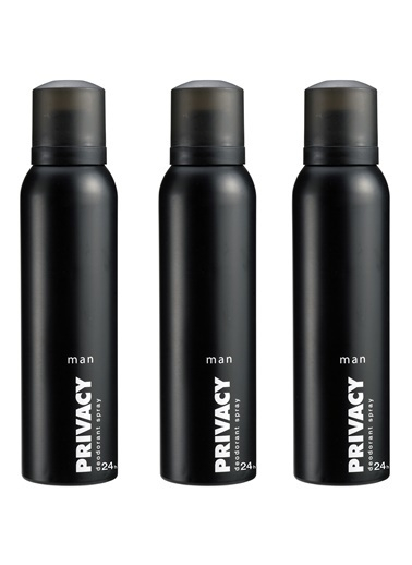 Privacy Men Deodorant 3X150Ml Renkli
